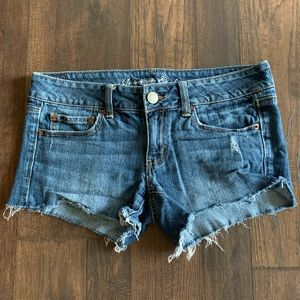 American Eagle | Cutoff Denim Shorts